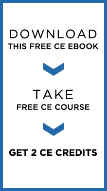 Download Free eBook, Take Free CE Course, Get 2 CE Credits